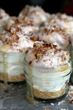 Samoa Cream Pie