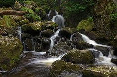 Lodore Falls – The romantic waterfall of Borrowdale