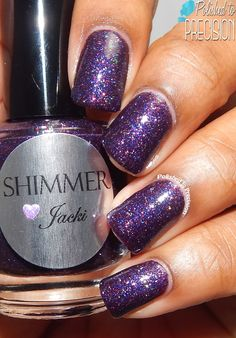 Shimmer Polish Jacki