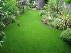 Looking for artificial grass Perth? Get best & affordable artificial grass installation in Perth. To know artificial grass cost, price or quote call now! Patio Garden, Expensive Backyards, Grasses Garden, Outdoor, Grass, Back Gardens, Artificial Grass Installation, Landscape, Garden Makeover