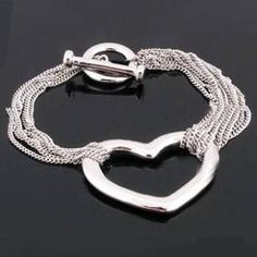 This trendy bracelet looks so much like our Pop Heart Bracelet! Checkit out!