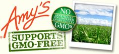 @Amy Lyons's Kitchen Supports GMO-free
