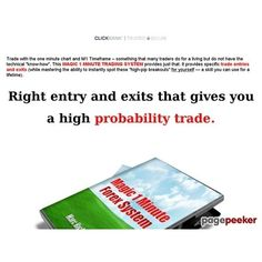 Magic 1 Minute Forex Trading System - 1 Minute chart trading  #BikeRiding #EatHealthyQuotes #Exercise #GetOutAndRun #Health #HealthyMeals #HealthyRecipes #LiveLonger #LoseWeight #LoseWeightInAWeek #WeightLoss http://ift.tt/2vTnhZN