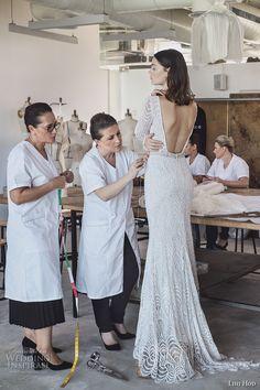 Lili Hod's Sahara gown
