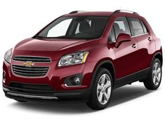 2017 Chevrolet Trax (Chevy) Review, Ratings, Specs, Prices, and Photos - The Car Connection