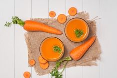 recept Smoothies, Carrots, Vegetables, Food, Smoothie, Veggies, Carrot, Veggie Food, Meals