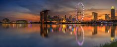 Singapore city by Anek S on 500px