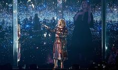 The Brit Awards, Show, O2 Arena, London, Britain - 24 Feb 2016