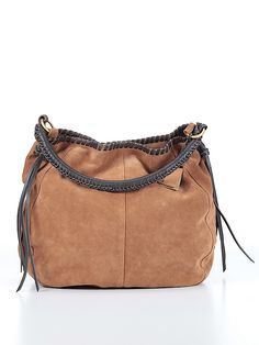 3e1eb60042da Really gorgeous suede handbag from Linea Pelle. -74% off retail on  thredup