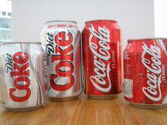 Science Matters: Density: Coke Cans