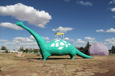The Beautiful Decay of Bedrock City | VICE United States. The Flintstones Amusement Park Is Decaying and Amazing.