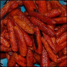 Flat Belly Diet Recipes: Balsamic Roasted Carrots