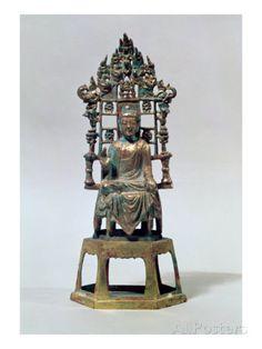 Buddha shrine, Tang Dynasty