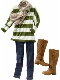 adorable fall outfit. www.oldnavy.com