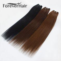 363a8d2b56 Aliexpress.com : Buy FOREVER HAIR Nano Ring Hair 100% Remy Human ...
