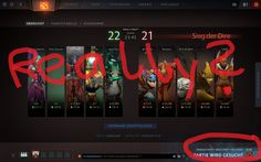 Dota 2 at it's best ladies and gentlemen...
