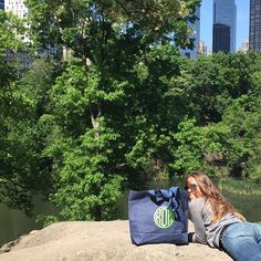 Hanging (and working) in Central Park #isolabody