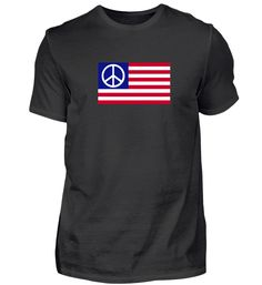 USA Peace T-Shirt Peace, Usa, Mens Tops, Fashion, Moda, Fashion Styles, Fashion Illustrations, Sobriety, World