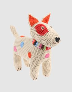 ANNE CLAIRE Stuffed toy - crochet inspiration