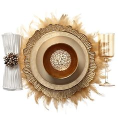 Spruzzo Charger - Sets of 4 | Host & Hostess Gifts | Gifts | Z Gallerie