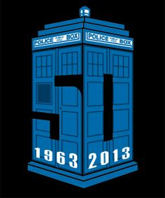 Doctor Who 50 years