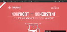 Web design inspiration : DesignForNonProfit
