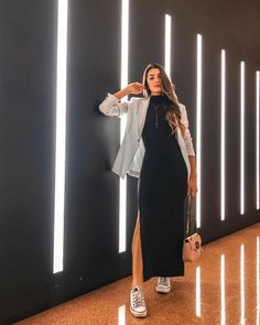 Petite Fashion Tips .Petite Fashion Tips Classy Outfits, Chic Outfits, Pretty Outfits, Summer Outfits, Casual Dress Outfits, Modest Fashion, Fashion Dresses, Look Fashion, Fashion Design