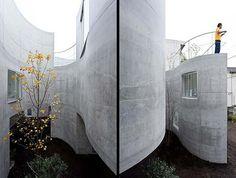 Delicias: Kasuyo Sejima y los Apartamentos Okurayama en Kanagawa, 2006-2008