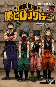 Boku no Hero Academia Vol.7