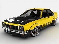 Holden Torana SLR 5000. 1975 Aussie muscle car. I wish l had one!