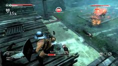 Ryse XBOX ONE Video Game - Multiplayer - Killing the Leader