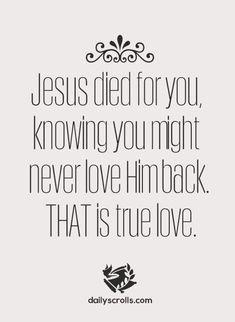 AMEN! Preach it