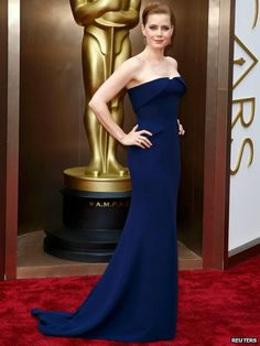Amy Adams, 2014 Oscars..and those fantastic Tiffany earrings!..