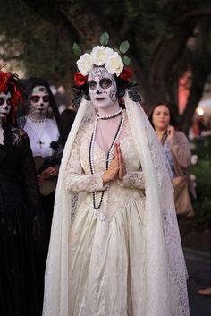 Dia de los Muertos by I.G. (Sirenita), via Flickr