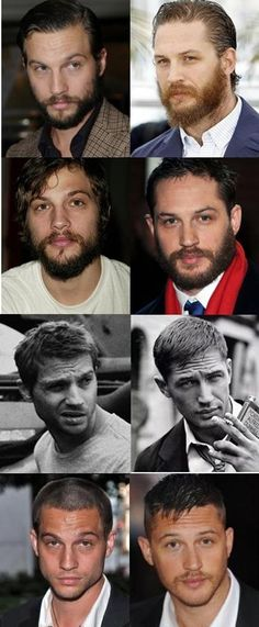 Logan Marshall-Green and Tom Hardy. Sorry Tom is still hotter everything the walk the voice. There isn't enough room in the comment box to explain how much more Hotter Tom hardy is than this other guy.