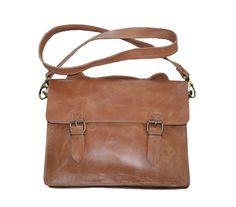 Men Messenger Shoulder Tote Bag Men Leather Small Handbag Wallet Clutch Purse #Handmade #ToteBag