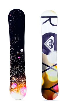 2012 Roxy Eminence Snowboard - Last Years Design :(