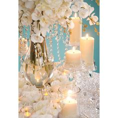 Something Blue - David Tutera - Bridal Collection - Crystal Garland - Clear With Silver Rings, R204.00 (http://www.somethingblue.co.za/david-tutera-bridal-collection-crystal-garland-clear-with-silver-rings/)