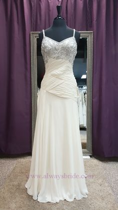 Sue Wong #W4300 - Always a Bride Wedding Consignment, Grafton, WI