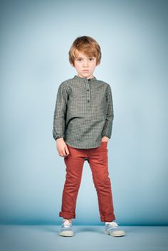 Camulos Shirt and Beau Trouser