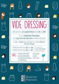 http://j.mp/1tURJuj - Vide dressing ce dimanche !