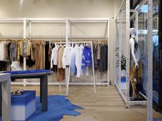 Chilli Clothing store by Kerry Phelan Design Office, Melbourne