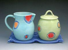 Heidi Fahrenbacher, Ceramics