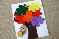There were so many wonderful activities shared last week. Here are just a few: This fall leaves game from A Happy Wanderer looks fun and educational! Christmas Activities For Toddlers, Fall Preschool, Preschool Themes, Toddler Activities, Preschool Activities, Crafts For Kids, Time Activities, Toddler Fun, Montessori