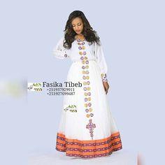 #Ethiopian_Fashion, #EthiopianFashion