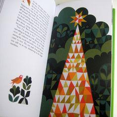 The Fir Tree, illustrated by Sanna Annukka
