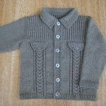Diy Crafts - 50 Knitting Crochet Baby Vest Patterns Free - Crochet Tricks and Tips Baby Knitting Patterns, Baby Boy Knitting, Knitting For Kids, Sweater Fashion, Denim Fashion, Crochet Baby, Knit Crochet, Free Crochet, Tricot Facile