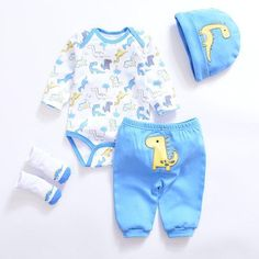 Online shopping for Baby Clothes & Supplies with free worldwide shipping Boys Clothes Style, Trendy Baby Clothes, Baby Boy Romper, Baby Bodysuit, Baby Jumpsuit, Newborn Boy Clothes, Baby Girl Newborn, Cute Outfits For Kids, Baby Boy Outfits