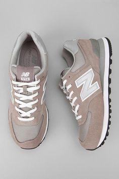 Classic. #sneakers #newbalance #beige