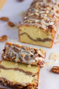 Very good, Guy loves. Put nuts on top only. Only put 1 tbs milk in icing because too liquidy.
